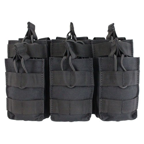 Raven X Triple Stacker Open Top M4 Mag Pouch