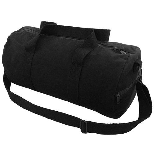 Raven X 19 Inch Canvas Shoulder Bag