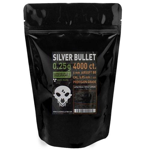 Silver Bullet Bio Airsoft BBs