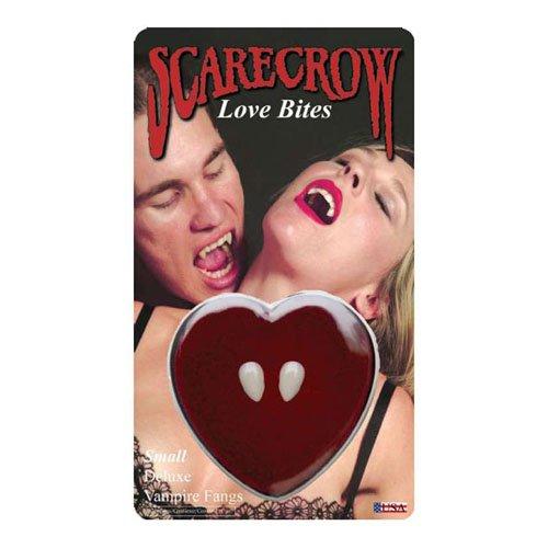 Scarecrow Love Bite Small Subtle Fangs