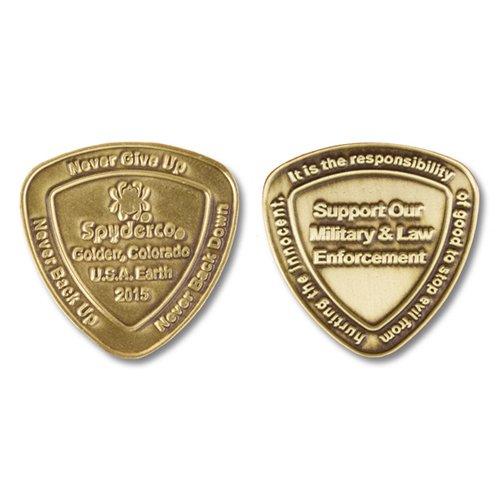 Spyderco COIN 2015 Spyder Coin