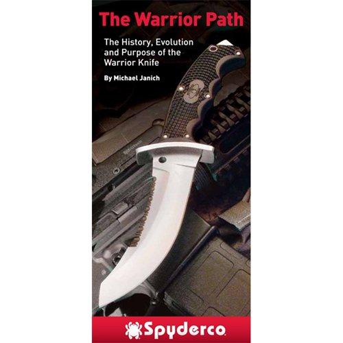 Spyderco Warrior Booklet