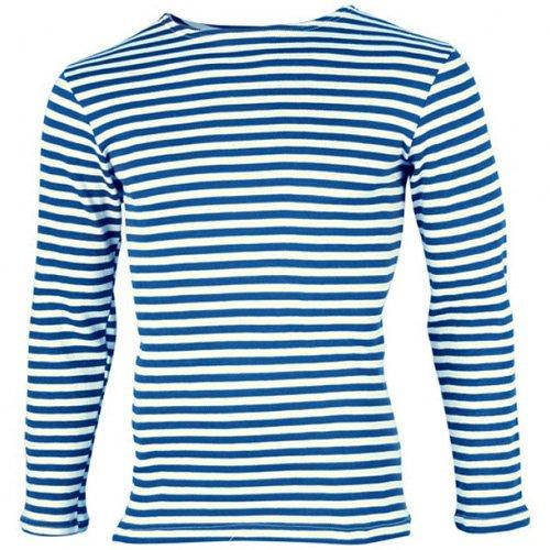 Russian Lightweight Striped Pattern Summer Sweater