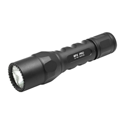 Surefire 6PX-B Pro Tactical Black Flashlights