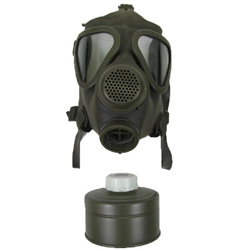 German Military M65 Gas Mask with Filter