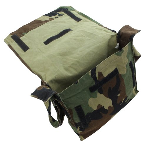Croatian Army Surplus Camo Shoulder Bag