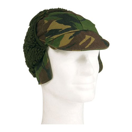 Dutch Camo Used Winter Cap