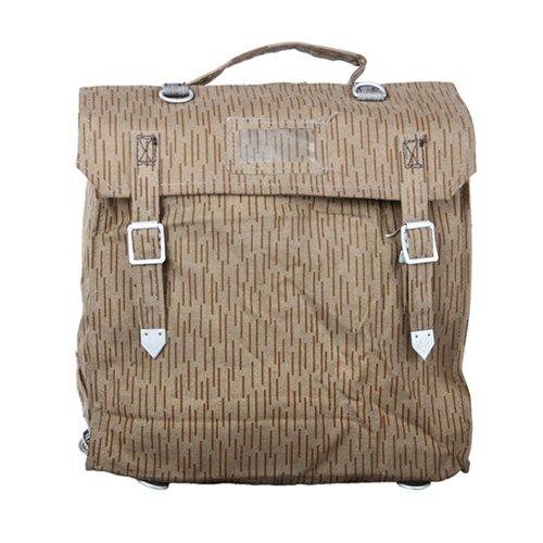 East German Camo Shoulder Bag