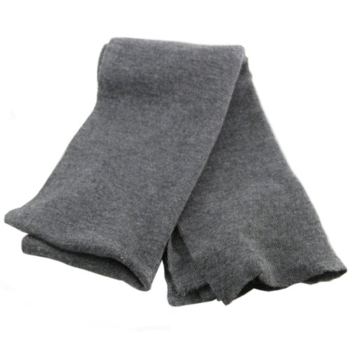 German Grey Wool Scarf