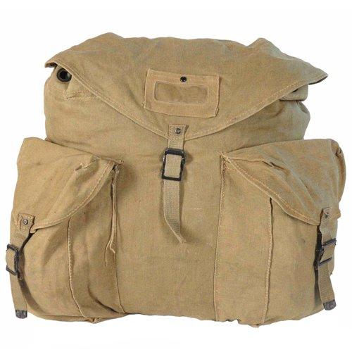 Italian 2 Pockets Rucksack