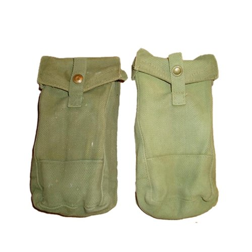 UK WW2 British Ammunition Pouches