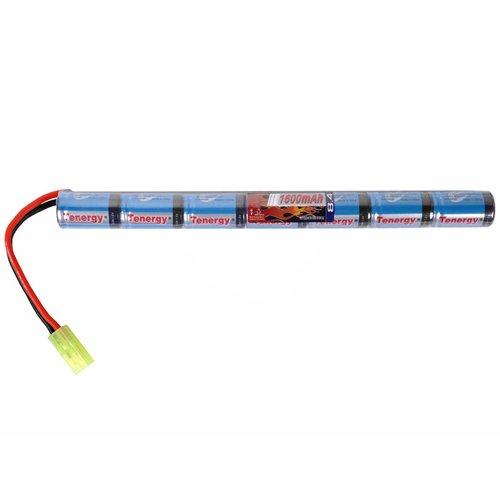 Tenergy NiMH 8.4V 1600mAh Stick Style Battery