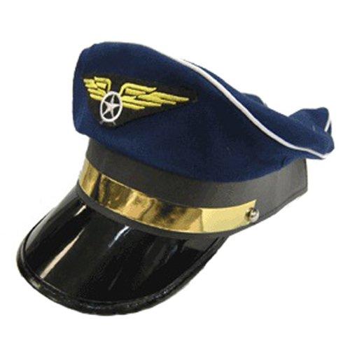 Airline Pilot Captain's Hat