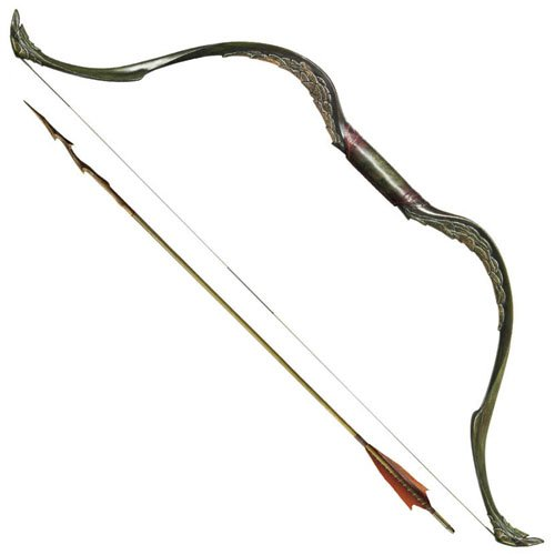 United Cutlery Tauriel Elven Bow and Arrow