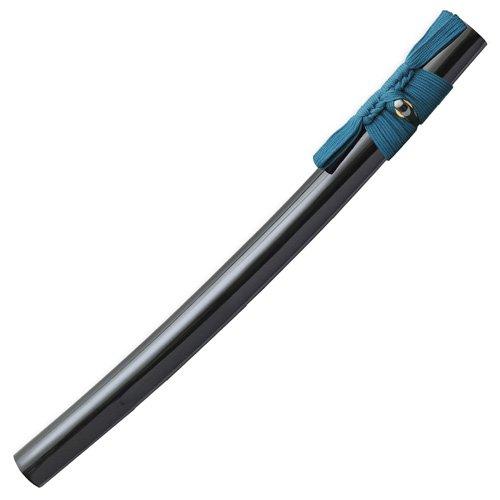 United Cutlery Shikoto Hammer-Forged Master Teal Wakizashi Sword