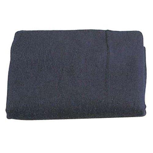 Ultra Force Wool 62 Inch X 80 Inch Blanket - Navy Blue