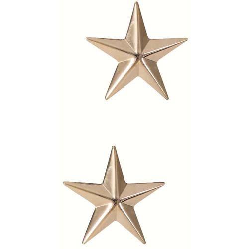 Brigadier General Insignia Stars