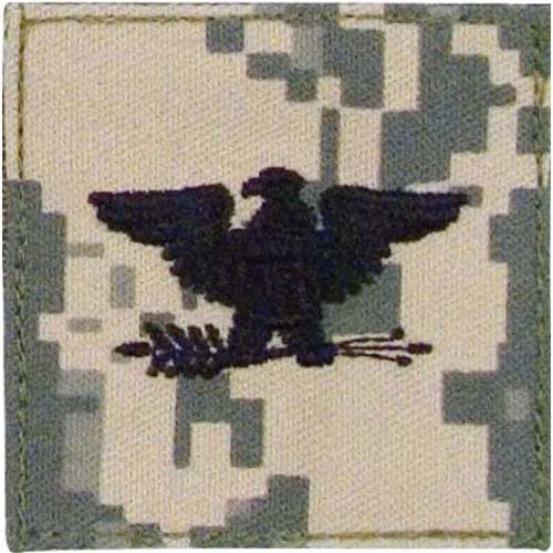 Ultra Force Colonel Lieutenant Embroidered Rank Insignia - ACU Digital Camo