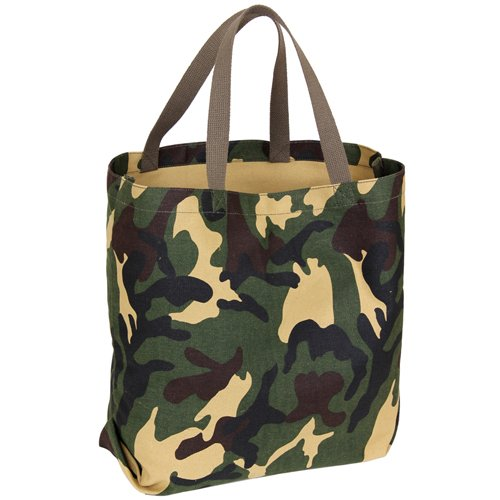 Ultra Force Cotton Canvas Tote Bag