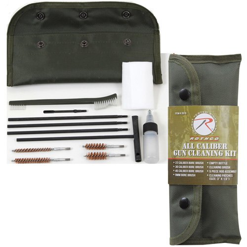 All Caliber Gun Cleaning Kit