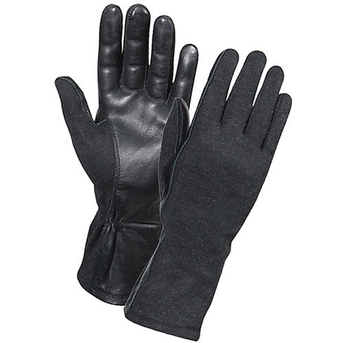 G I Type Flame And Heat Resistant Flight Gloves