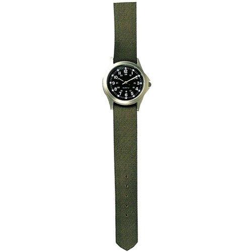 Military Style Quartz Watch