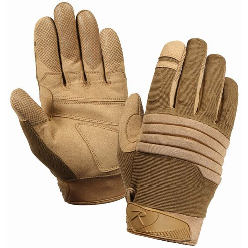 Padded Knuckle Glove