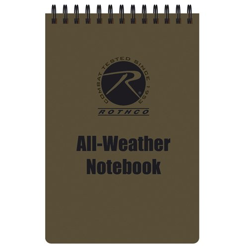 All Weather Notebook Waterproof - 4x6