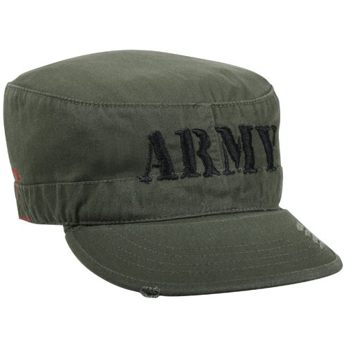 Army Vintage Fatigue Cap