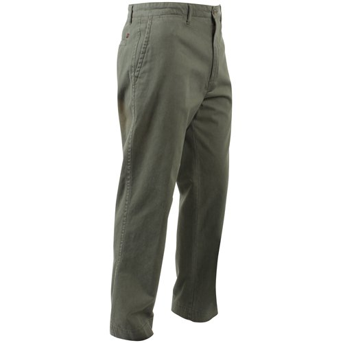 Mens Deluxe 4-Pocket Chinos Pant