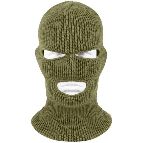 3 Hole Face Mask