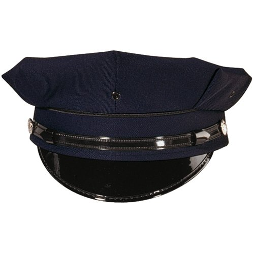 8 Point Police-Security Cap