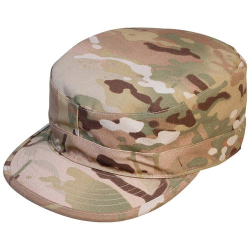 Government Spec 2 Ply Multicam Army Ranger Fatigue Cap