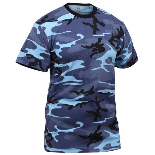 Ultra Force Kids Camo T-Shirts