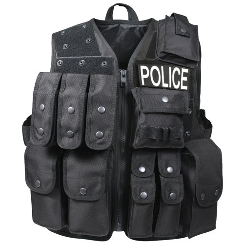 Tactical Raid Vest