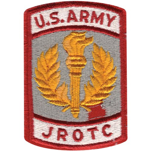 Patch - Us Army JROTC