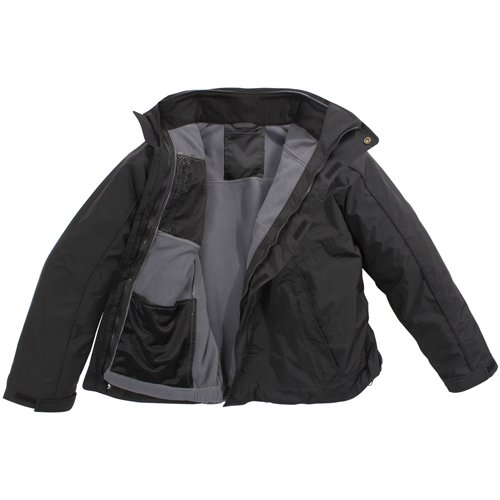 Mens All Weather 3 In 1 Jacket