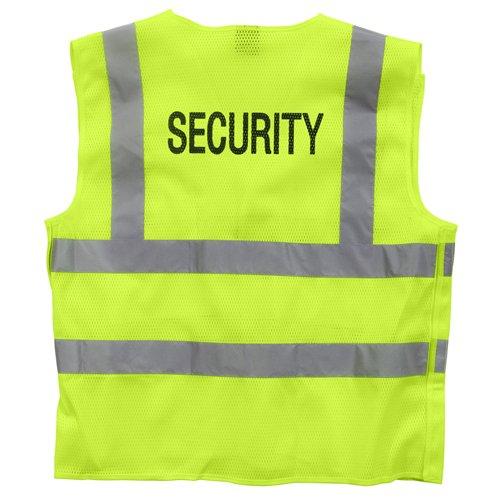 Security 5-Point Breakaway Vest
