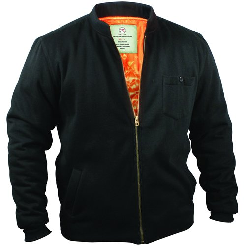 Ultra Force Flyers Intermediate Fleece Jacket - Black