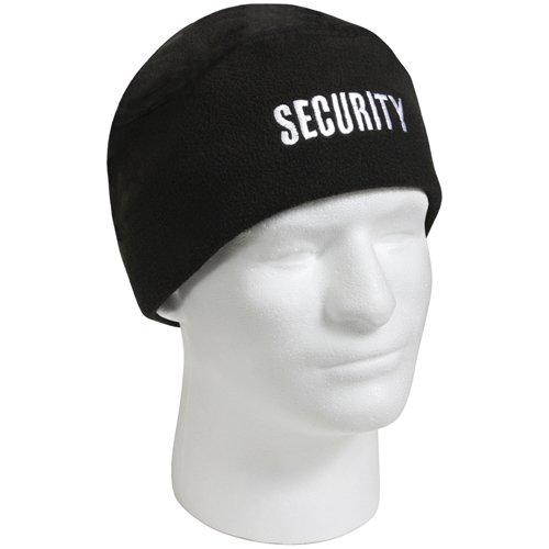 Ultra Force Polar Fleece Security Watch Cap - Black