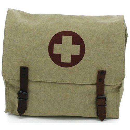 Vintage Medic W Cross Bag