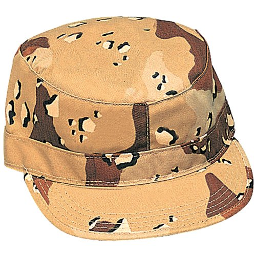 Ultra Force Fatigue Cap - Desert Camo
