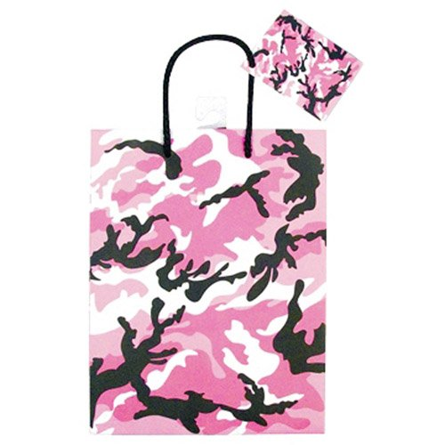 Camo Pink Camo Gift Bags