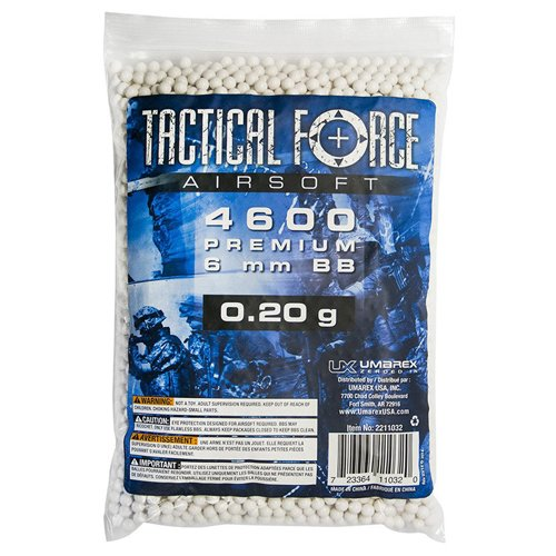 Tactical Force Premium Airsoft BBs