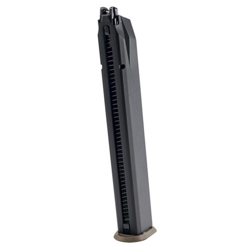 Walther PPQ GBB 6mm Extended Magazine - 45rd