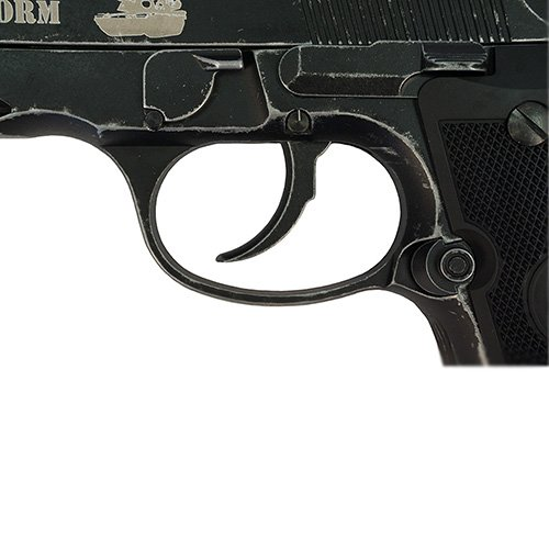 Beretta M92 A1 Desert Storm BB gun Blowback Limited