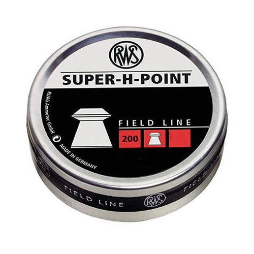 Umarex RWS Super-H-Point Field Line 200 Pellets