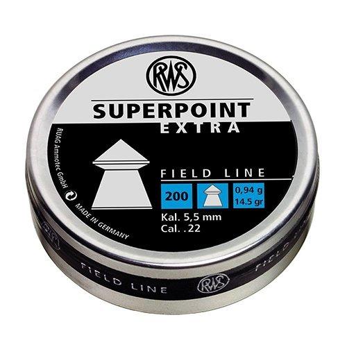 RWS Superpoint Extra Field Line 200 Air Gun Pellets