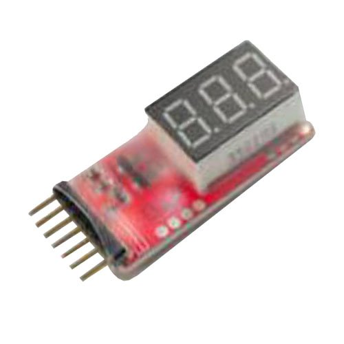 VB Simple Voltage Display 16S Lipo Voltage Meter