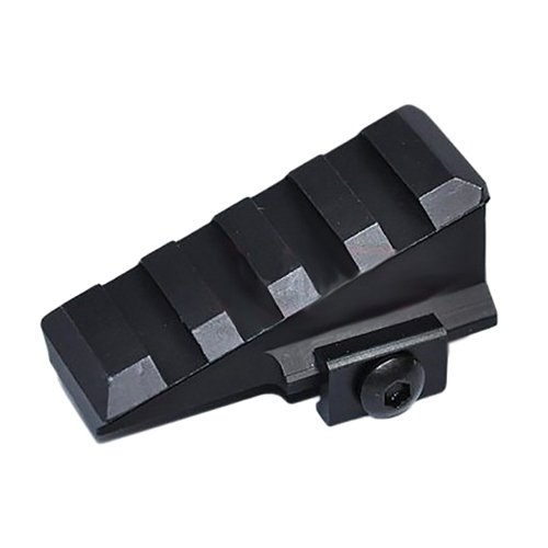FMA 45 Degree Black Rail Adapter